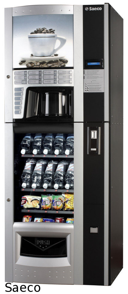 Saeco vending