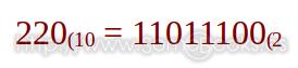 Representación de la base de un número