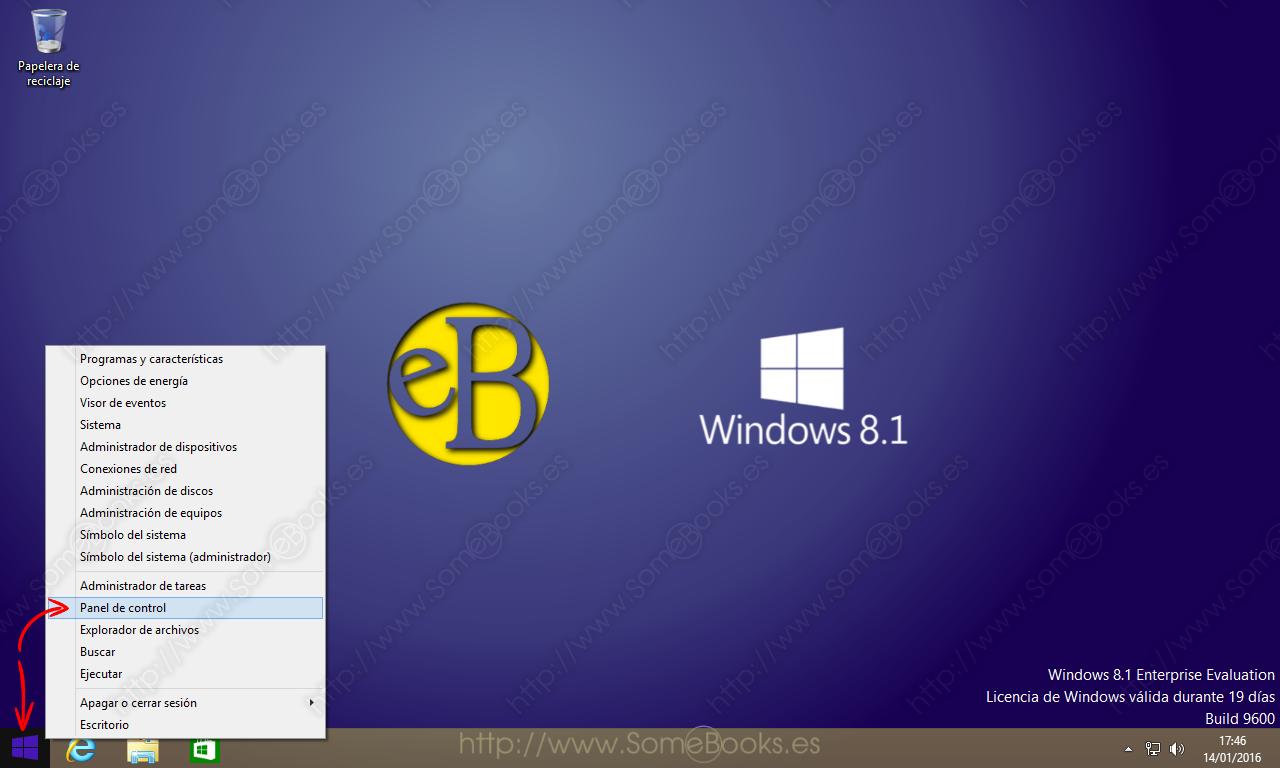 Administrar la cola de impresión en Windows 8.1 - SomeBooks.es