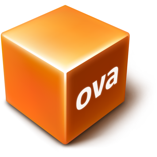 VirtualBox ova logo