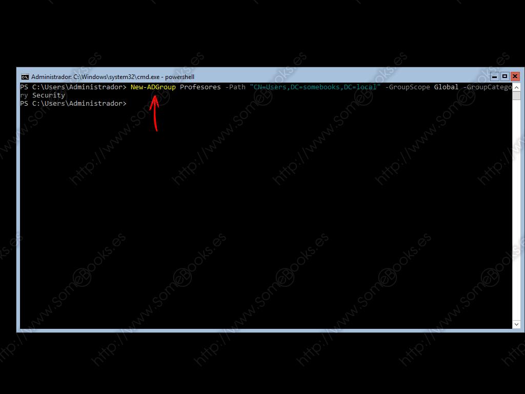 Administrar-cuentas-de-grupo-del-dominio-desde-la-línea-de-comandos-de-Windows-Server-2016-001