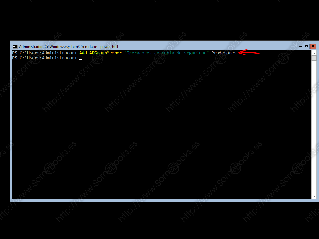 Administrar-cuentas-de-grupo-del-dominio-desde-la-línea-de-comandos-de-Windows-Server-2016-008