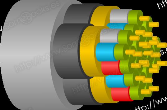cable multifibra