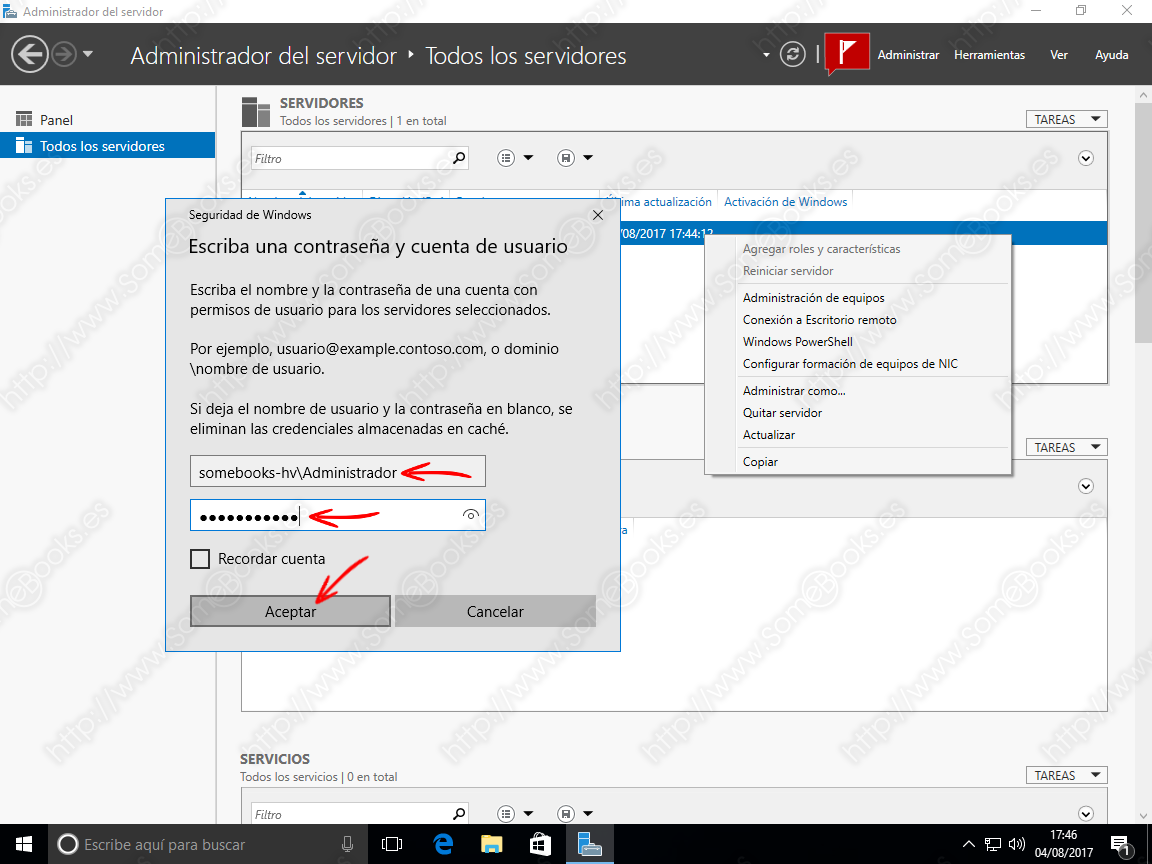 Administrar-Hyper-V-Server-2016-desde-un-cliente-con-Windows-10-009