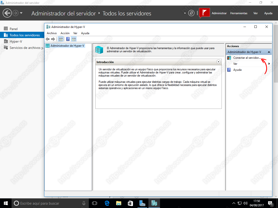Administrar-Hyper-V-Server-2016-desde-un-cliente-con-Windows-10-011