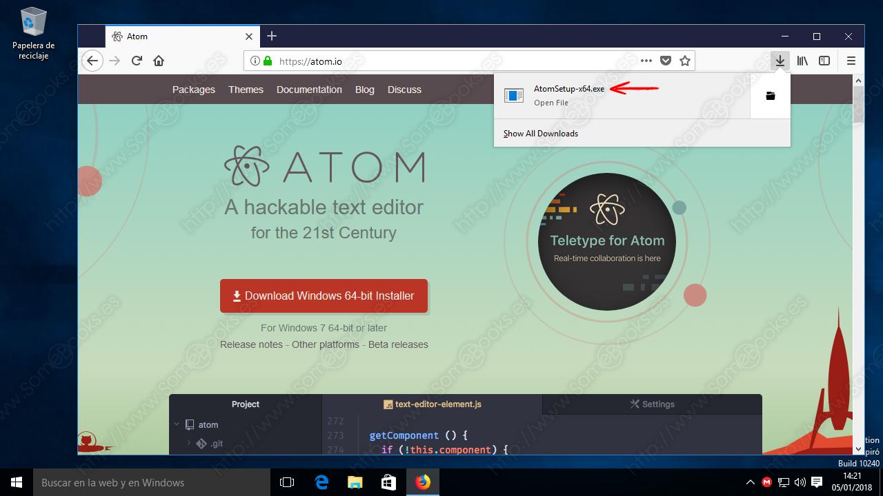 Instalar-Atom-el-editor-de-codigo-fuente-multiplataforma-sobre-Windows-10-003