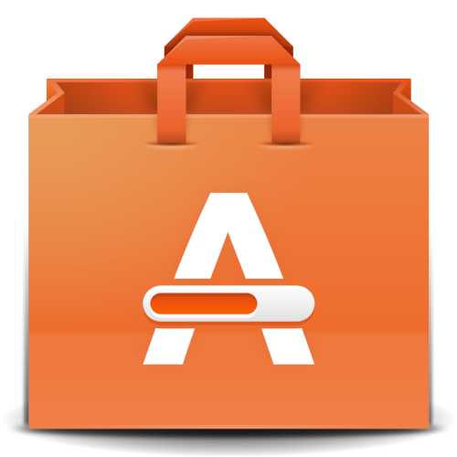 Software de Ubuntu logo