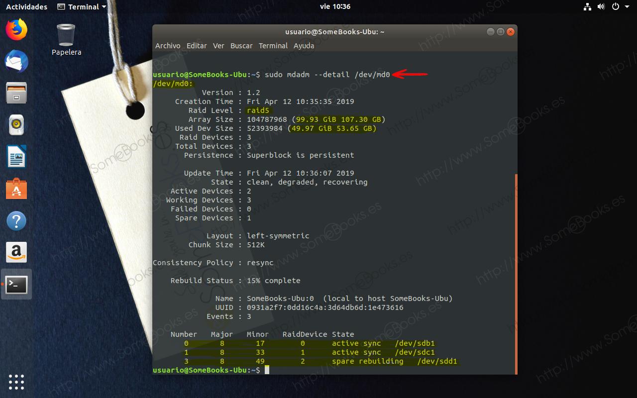 Crear-un-volumen-RAID-5-con-tres-discos-en-Ubuntu-18-04-LTS-006