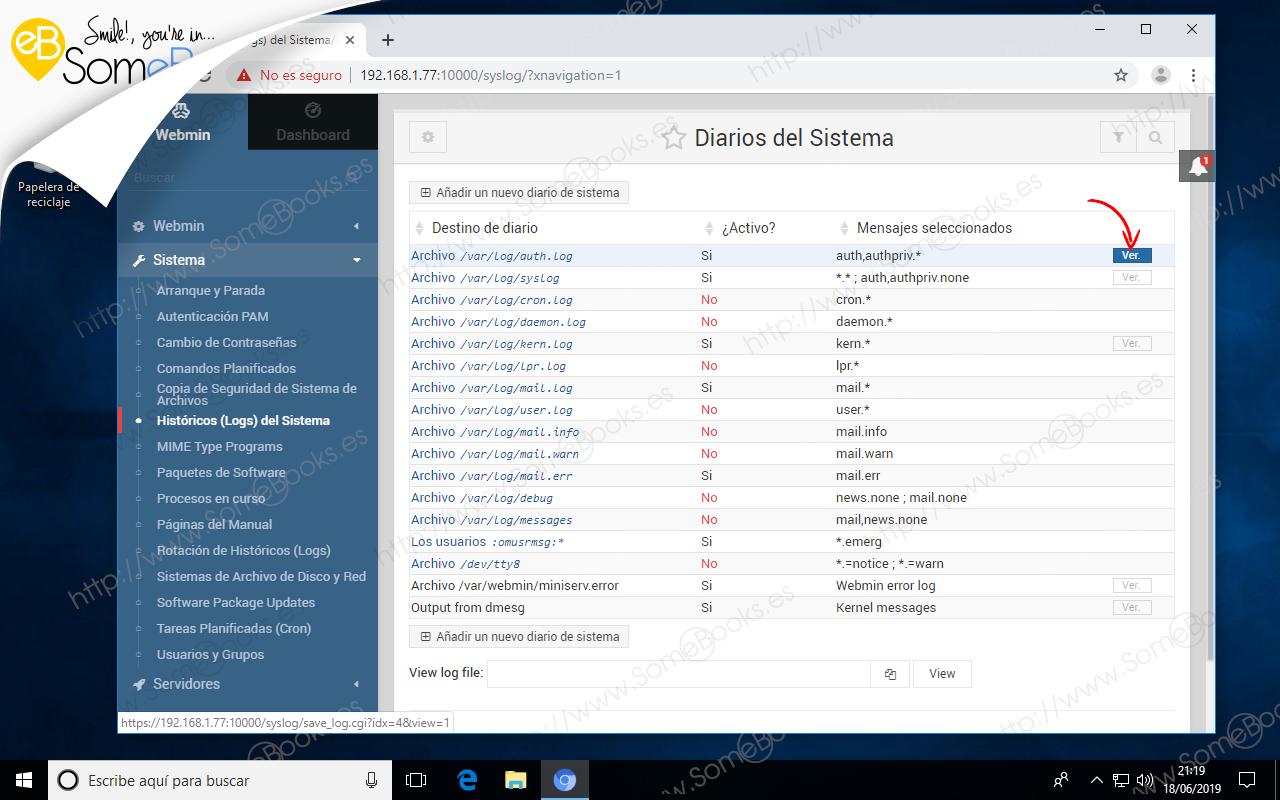 Administrar-eventos-de-Ubuntu-1804-LTS-con-Webmin-003