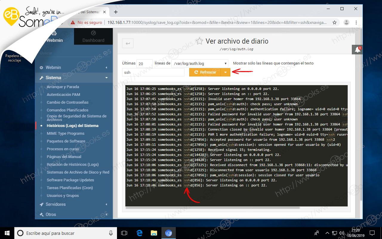 Administrar-eventos-de-Ubuntu-1804-LTS-con-Webmin-006