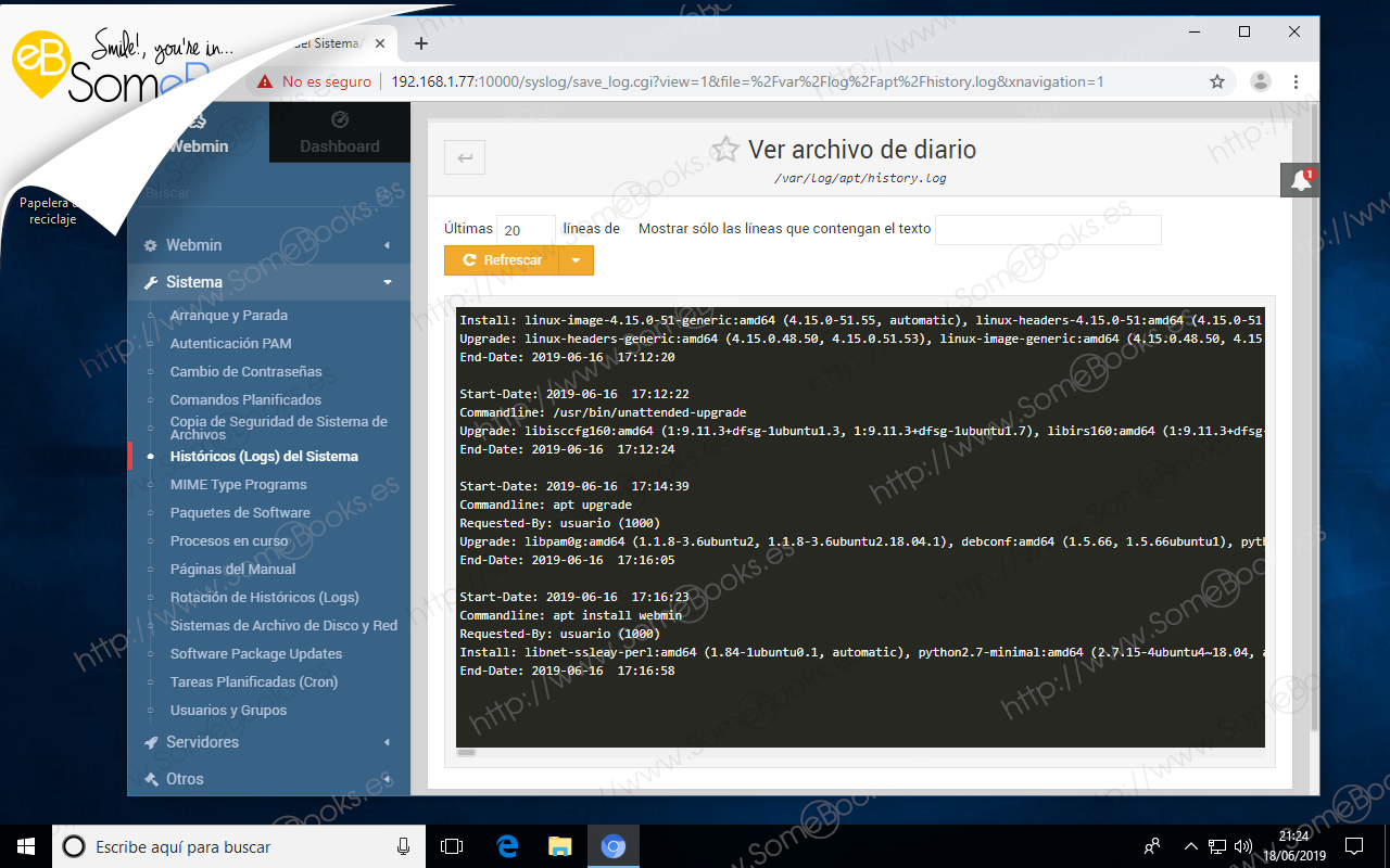 Administrar-eventos-de-Ubuntu-1804-LTS-con-Webmin-015