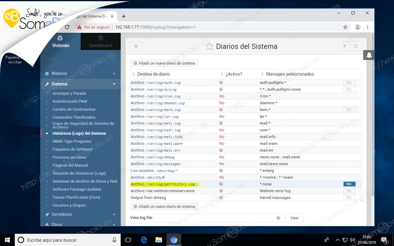 Administrar-eventos-de-Ubuntu-1804-LTS-con-Webmin-021