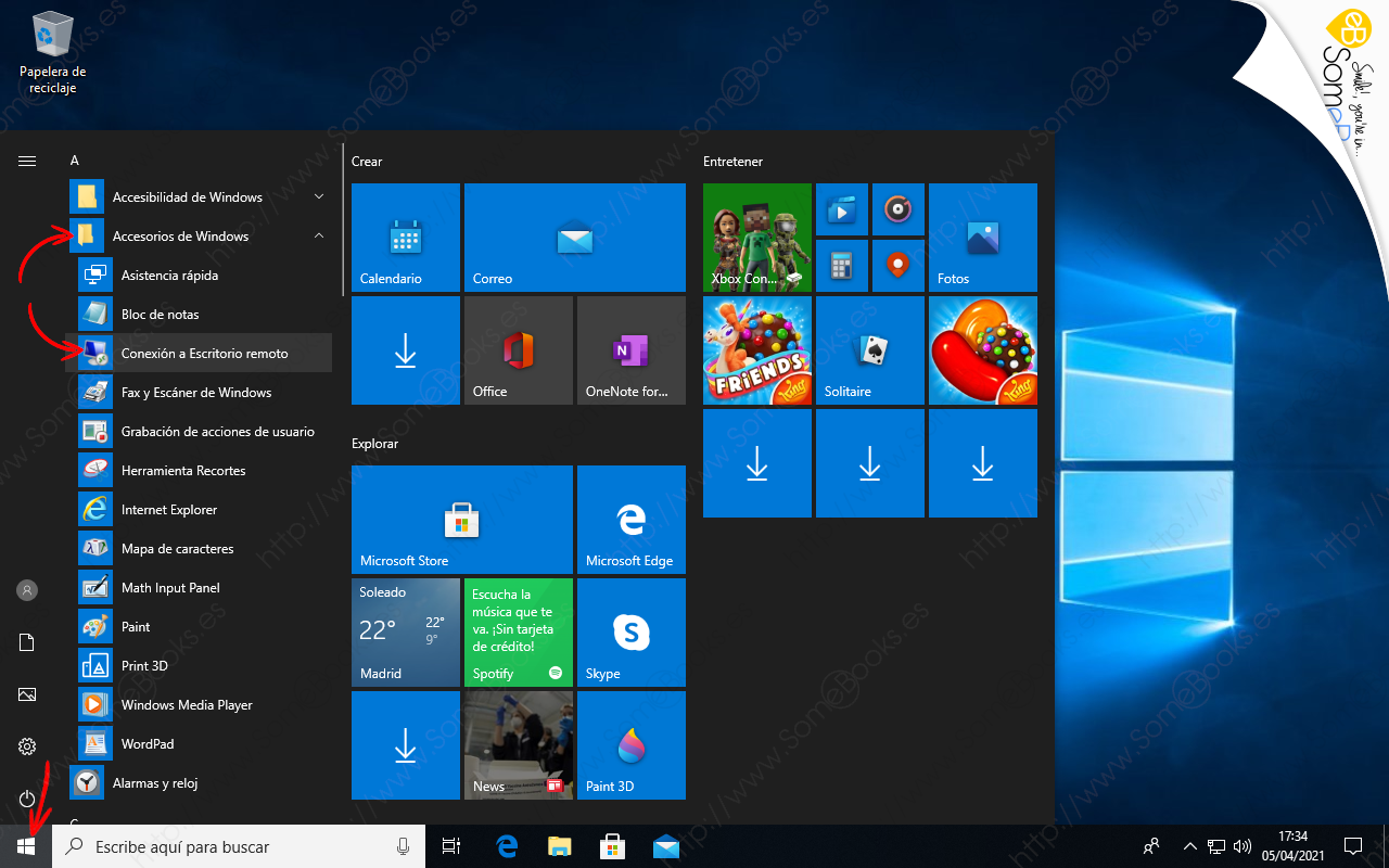 Escritorio-remoto-en-Windows-10-Acceder-desde-otro-Windows-001